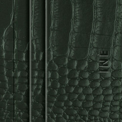 Iné Recycled Leather Aligator